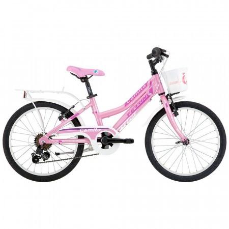 Bicicleta FERRINI CAMILLA 20 6V