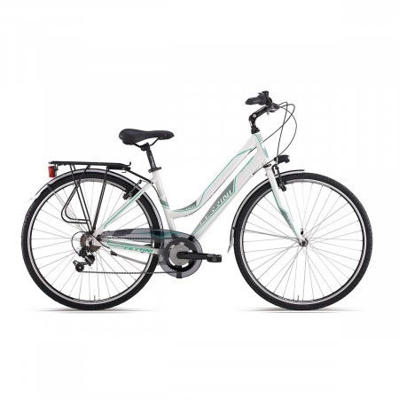 Bicicleta FERRINI LUCKY 28'' LADY 6V 2014