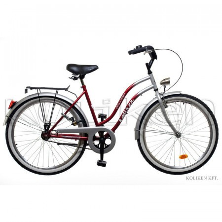 Bicicleta Koliken Cruiser touring femei