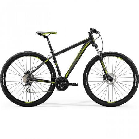 Bicicleta de munte pentru barbati Merida Big.Nine 20-D Negru(Verde) 2018