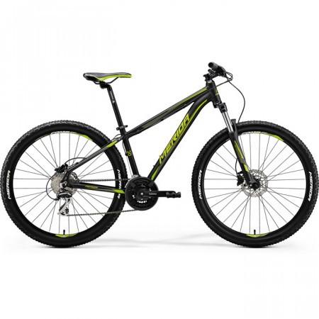 Bicicleta de munte pentru barbati Merida Big.Seven 20-D Negru(Verde) 2018