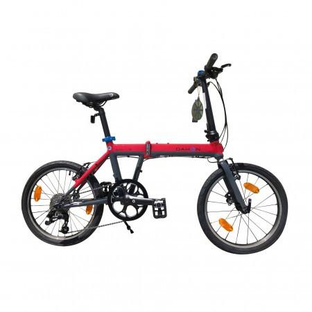 Bicicleta pliabila Dahon Hemingway D9S Rosu /Gri