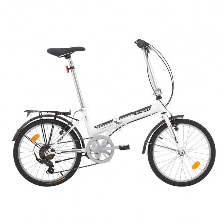 Bicicleta pliabila Sprint Tour 20 Alb