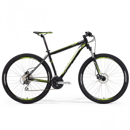 Merida Big Nine 20D Negru/Verde 2015