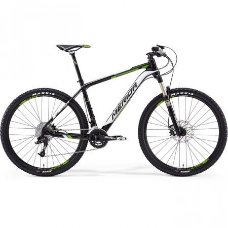 MERIDA 2014 BIG.SEVEN TEAM ISSUE NEGRU