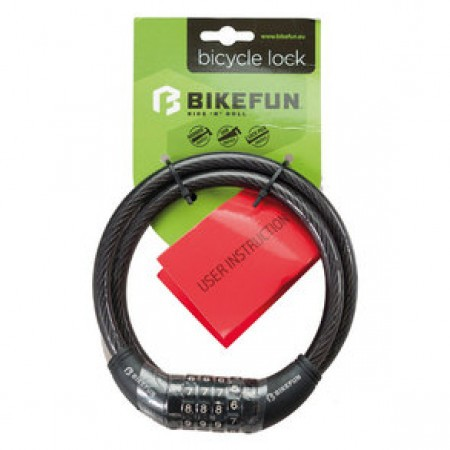 Antifurt Bikefun Code-Guard 2