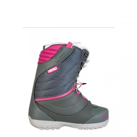 Boots Nitro CUDA TLS grey rodamine