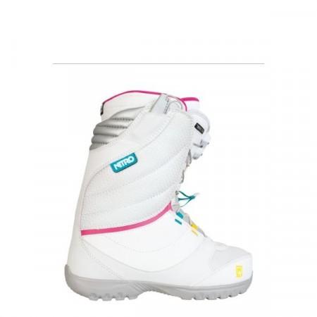 Boots Nitro CUDA TLS white