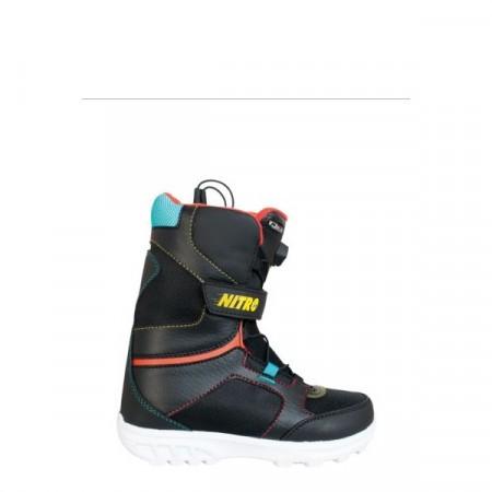 Boots Nitro ROVER QLS 21.0 black