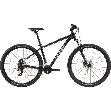 Bicicleta de munte hardtail Cannondale Trail 8 Negru 2021