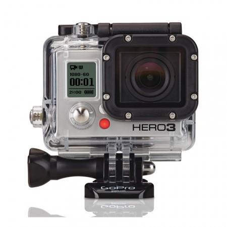 Hd Hero3 Silver Edition