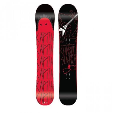 Capita Charlie Slasher POW Snowboard