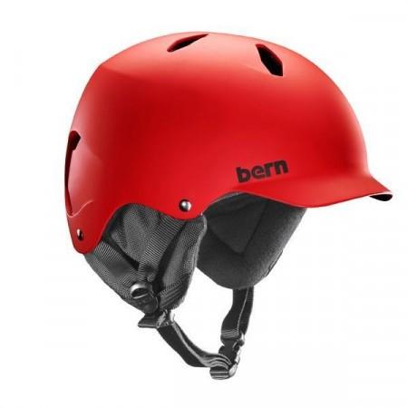 Casca BERN Bandito Matte Red