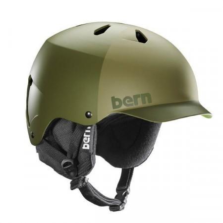 Casca BERN Watts Matte Fatigue Hatstyle