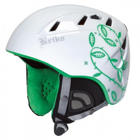 Casca Kodiak White/Green BRIKO