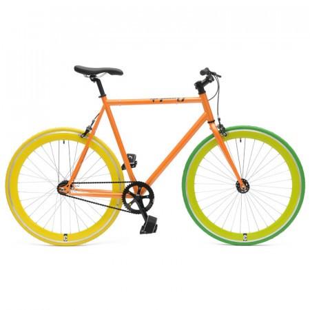 Bicicleta Cheetah Orange-Green 2014