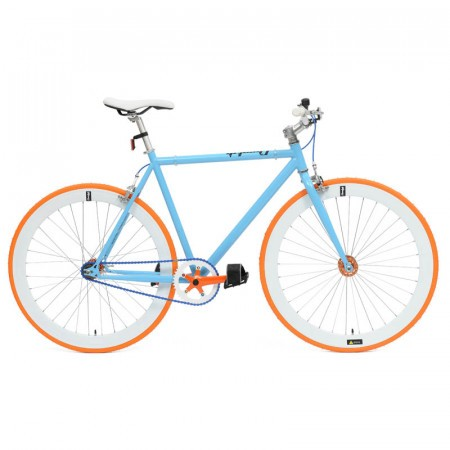 Bicicleta Cheetah Blue 2014