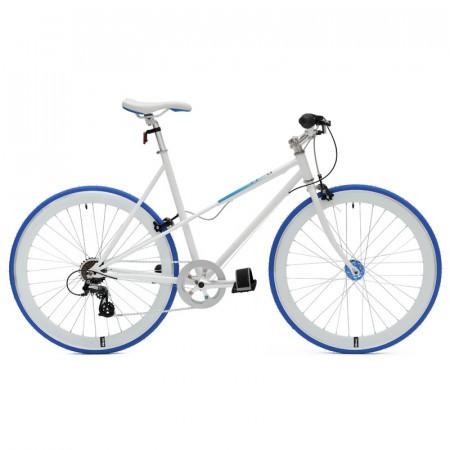 Bicicleta Cheetah Lady Blue 2014 7 viteze