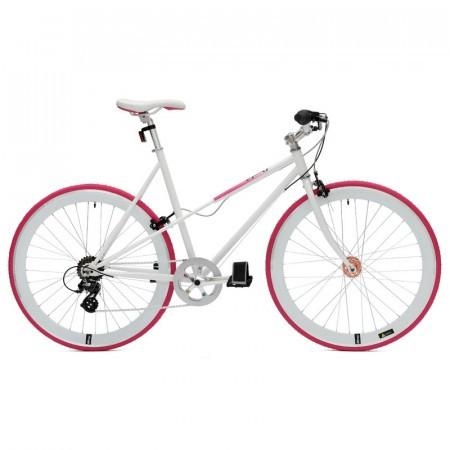 Bicicleta Cheetah Lady Red 2014 7 viteze