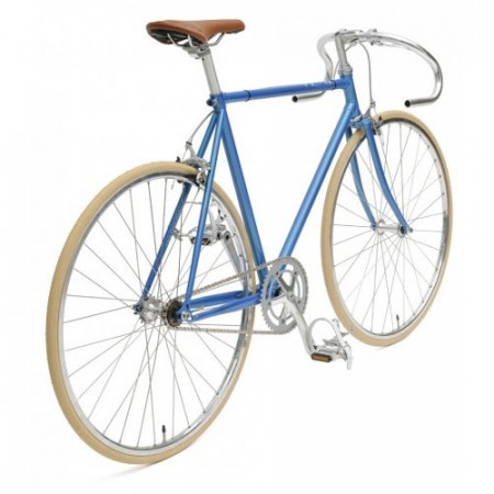 Bicicleta Fixie Cheetah Prey Blue