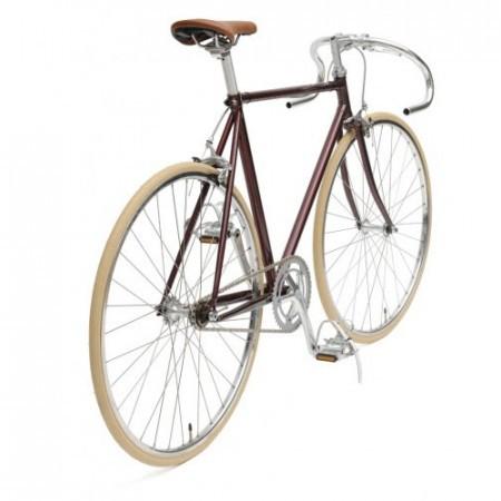 Bicicleta Fixie Cheetah Prey Bronze