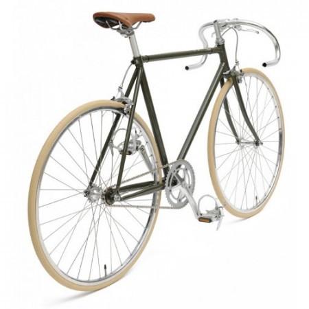 Bicicleta Fixie Cheetah Prey Black