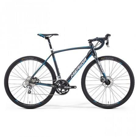 Merida Cyclo Cross 300 Antracit/Albastru 2015