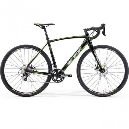 Merida Cyclo Cross 500 Negru/Verde 2015