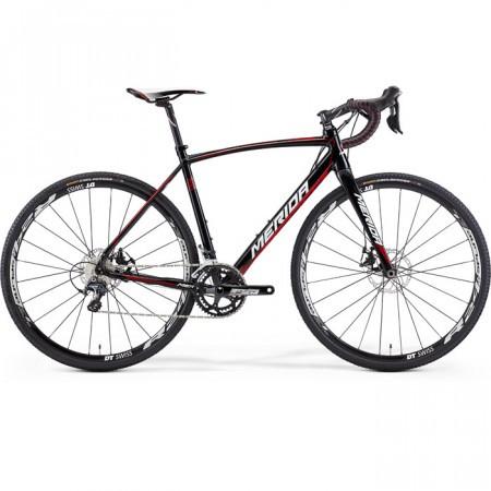 Merida Cyclo Cross 700 Negru/Rosu 2015