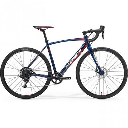 Bicicleta cursiera Merida Cyclo Cross 600 Albastru/Rosu 2017