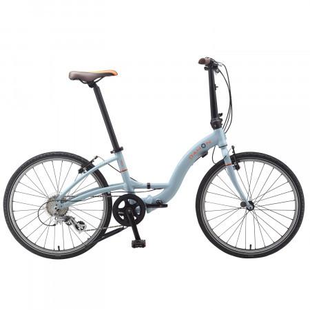 Bicicleta Dahon Briza D8 Blue Mist