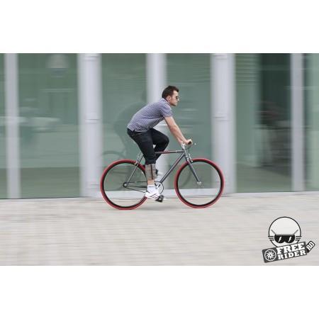 Bicicleta Fixie flip-flop hub Deoras