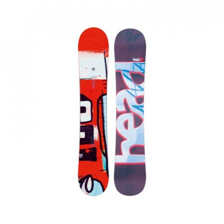 Placa snowboard Head Ignition IROCKA