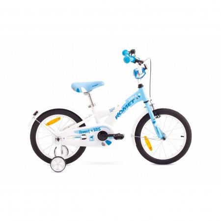 Bicicleta pentru copii Romet DIANA K 16 Alb-Albastru 2018