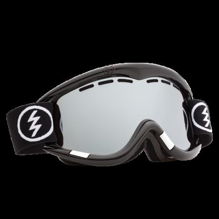 Ochelari Ski ELECTRIC EG1 Gloss Black (Bronze/Silver Chrome)