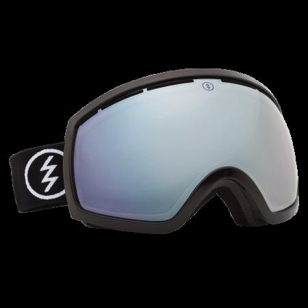 Ochelari Ski ELECTRIC EG2 Gloss Black (Blue/Silver Chrome)