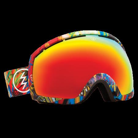 Ochelari Ski ELECTRIC EG2 James Haunt (Bronze/Red Chrome)