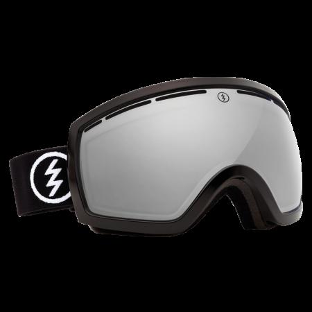 Ochelari Ski ELECTRIC EG2.5 Gloss Black (Bronze/Silver Chrome)