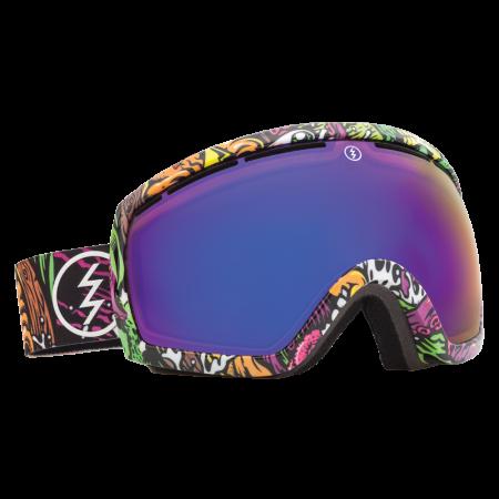Ochelari Ski ELECTRIC EG2.5 Jimbo Phillips (Bronze/Blue Chrome)