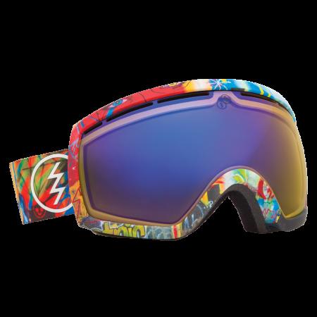 Ochelari Ski ELECTRIC EG2.5 James Haunt (Bronze/Red Chrome)
