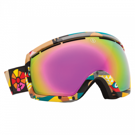 Ochelari Ski ELECTRIC EG2.5 B4BC (Bronze/Pink Chrome)