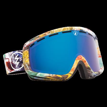 Ochelari Ski ELECTRIC EGB2 East Side (Bronze/Blue Chrome)