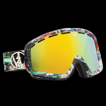 Ochelari Ski ELECTRIC EGB2 West Side (Bronze/Gold Chrome)