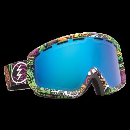 Ochelari Ski ELECTRIC EGB2 Jimbo Phillips (Bronze/Blue Chrome)