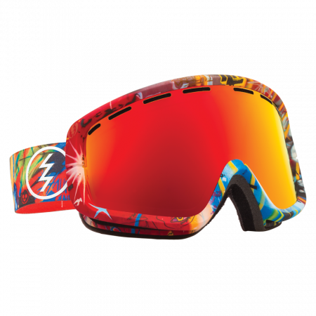Ochelari Ski ELECTRIC EGB2 James Haunt (Bronze/Red Chrome)