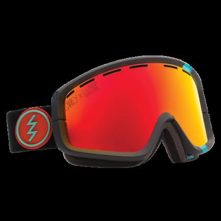 Ochelari Ski ELECTRIC EGB2 Gnarly (Bronze/Red Chrome)