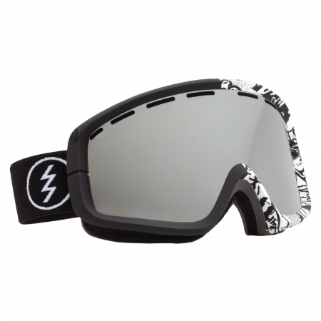 Ochelari Ski ELECTRIC EGB2 F@Ck Cancer (Bronze/Silver Chrome)