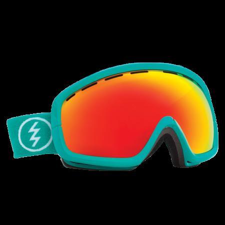Ochelari Ski ELECTRIC EGB2s The Real Teal (Bronze/Red Chrome)