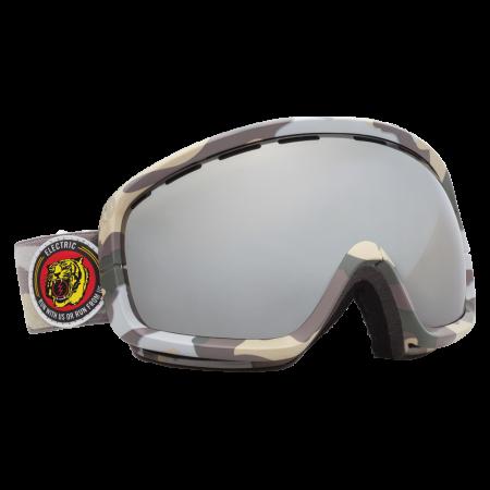 Ochelari Ski ELECTRIC EGB2s Snow Camo (Bronze/Silver Chrome)