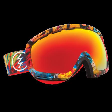Ochelari Ski ELECTRIC EGB2s James Haunt (Bronze/Red Chrome)
